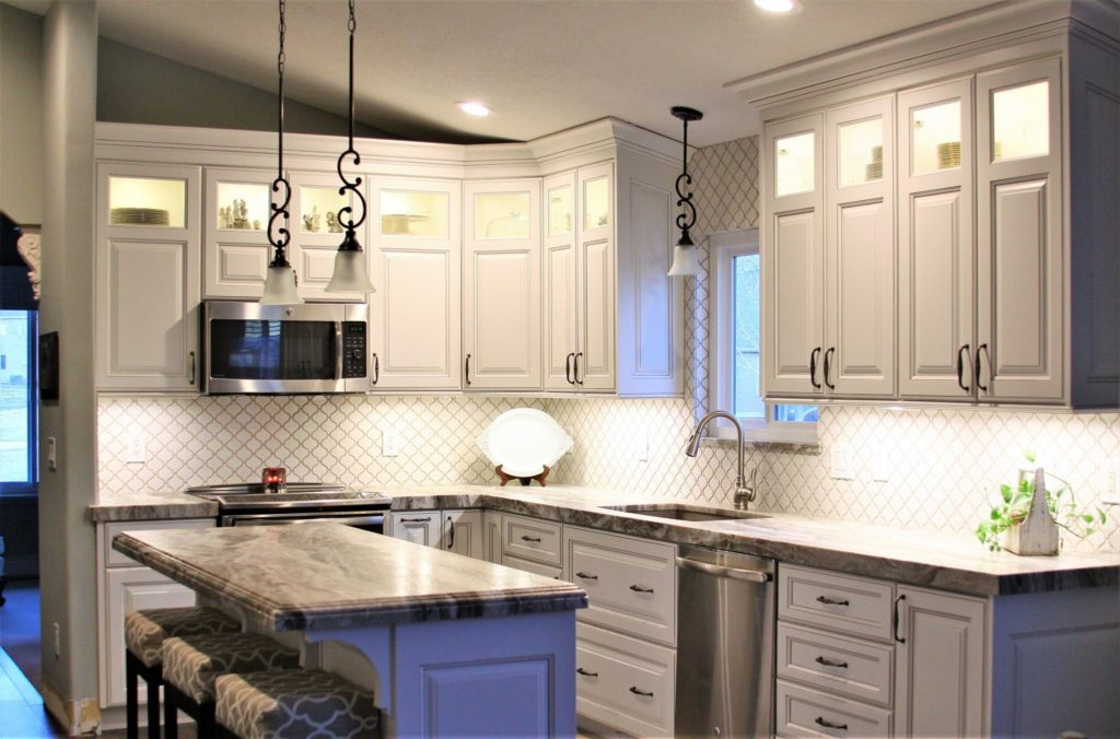 Semi Custom Kitchen Cabinets: Ideal Kitchen & Bath