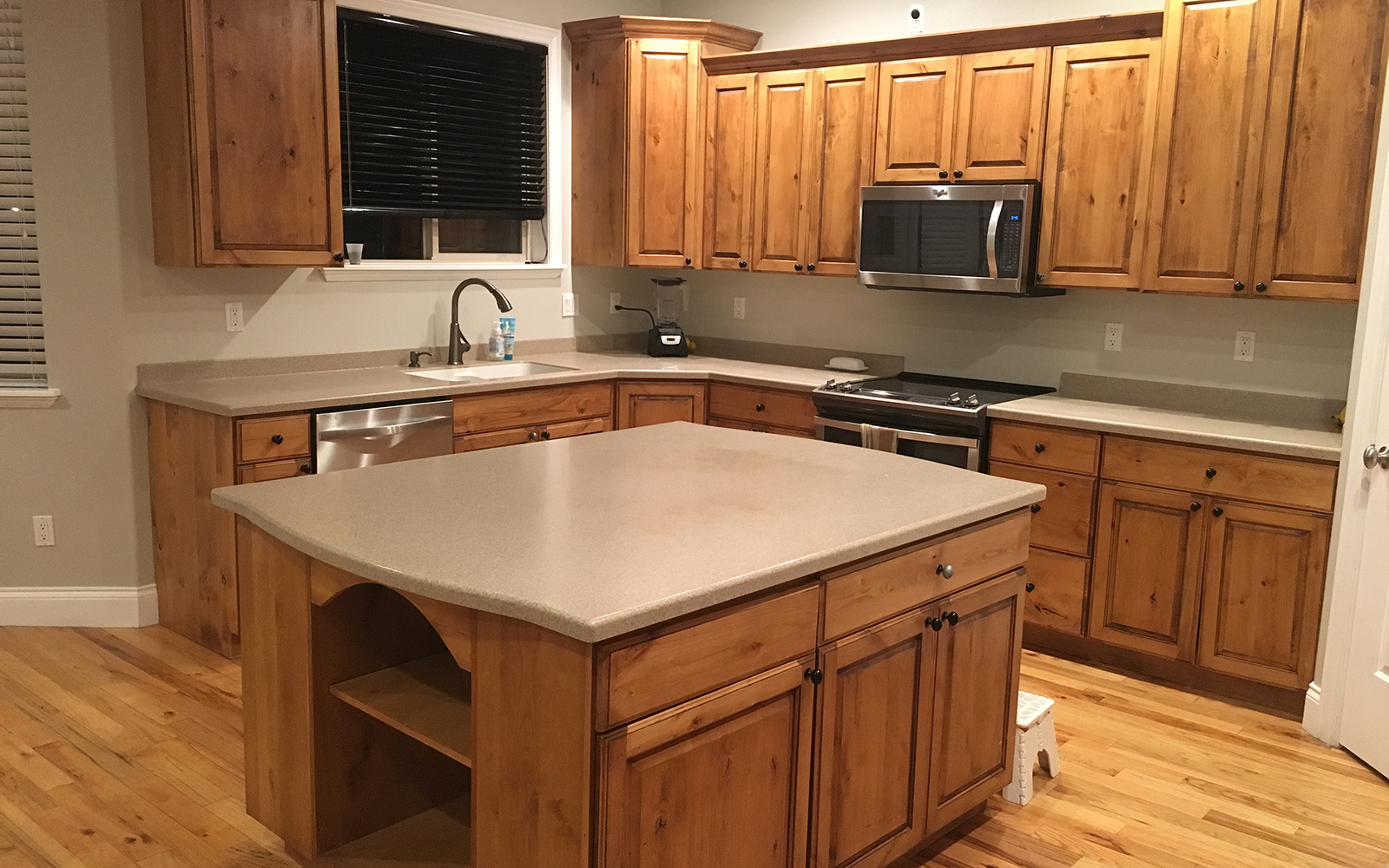 Before Kitchen Remodeling Service