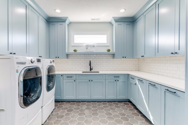 Cabinets Are Not Only For Kitchens. Spice Up Your Mud Room Or Laundry When  You Partner With Ideal Kitchen U0026 Bath In Orem Or American Fork, UT.