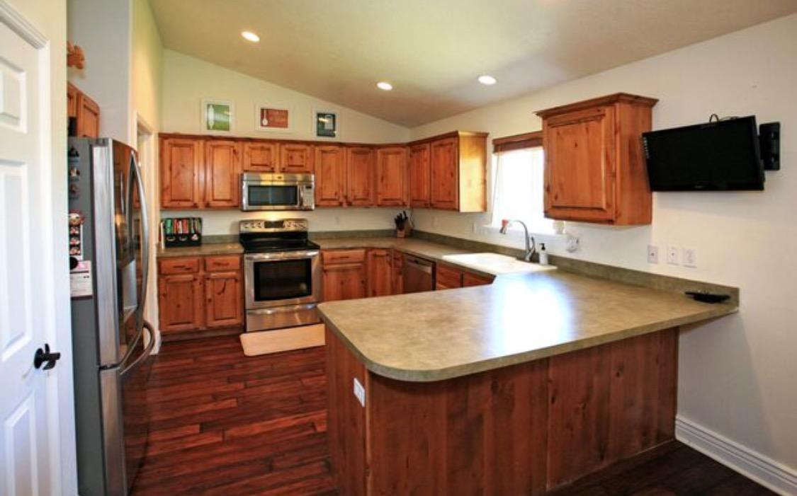 Kitchen Design Options in Orem, UT