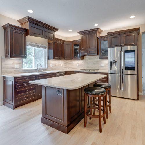 Holmen Kitchen Design in Orem, UT