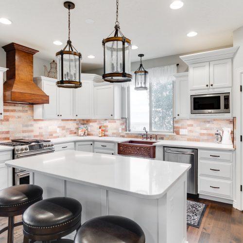 Packer kitchen designs in Orem, UT.