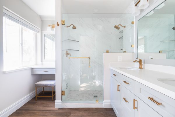 Bradley Master Bathroom Design in Orem, UT